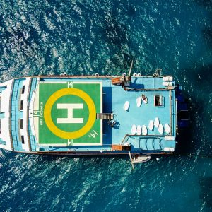 Liveaboard Cairns onboard Reef Encounter