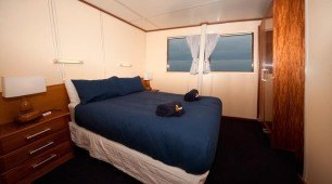 Reef Encounter double stateroom